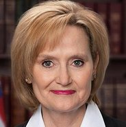 Portrait of Cindy Hyde-Smith