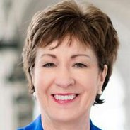 Portrait of Susan Collins