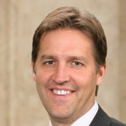 Portrait of Ben Sasse