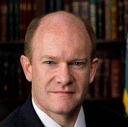 Portrait of Chris Coons