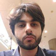 Portrait of Ibrahim Taher