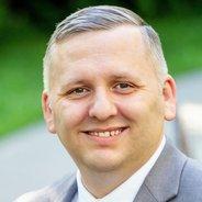 Portrait of Jason Buckley