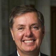 Portrait of Lindsey Graham