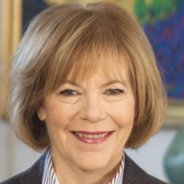 Portrait of Tina Smith