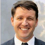 Portrait of Daniel Burke