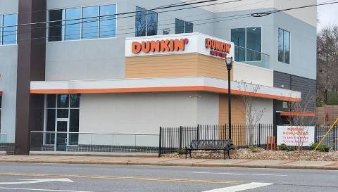 Article image for Dunkin' opening Hapeville shop with free coffee and donuts}