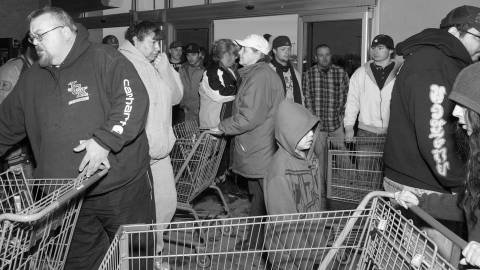 Article image for Pandemic Shoppers Are a Nightmare to Service Workers