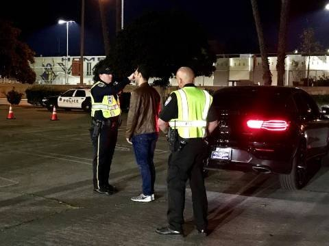 Article image for Santa Monica Police Conducting DUI Checkpoint Friday Night