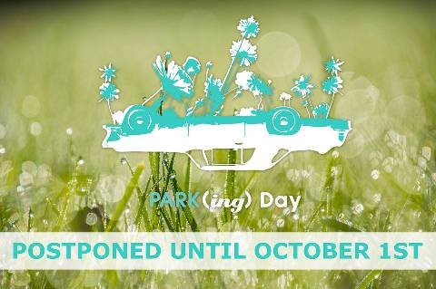Article image for Livable Buckhead's sixth annual PARK(ing) Day rescheduled to Oct. 1