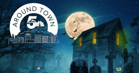 Article image for Around Town: Haunted Houses