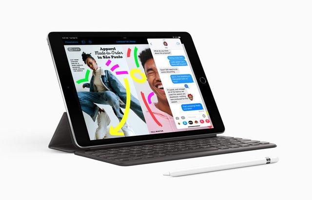 iPad(第9世代)、前世代と比べて2倍のストレージに シルバーとスペースグレイのカラーを展開
